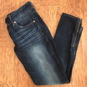 Express Jeans- ankle leggings